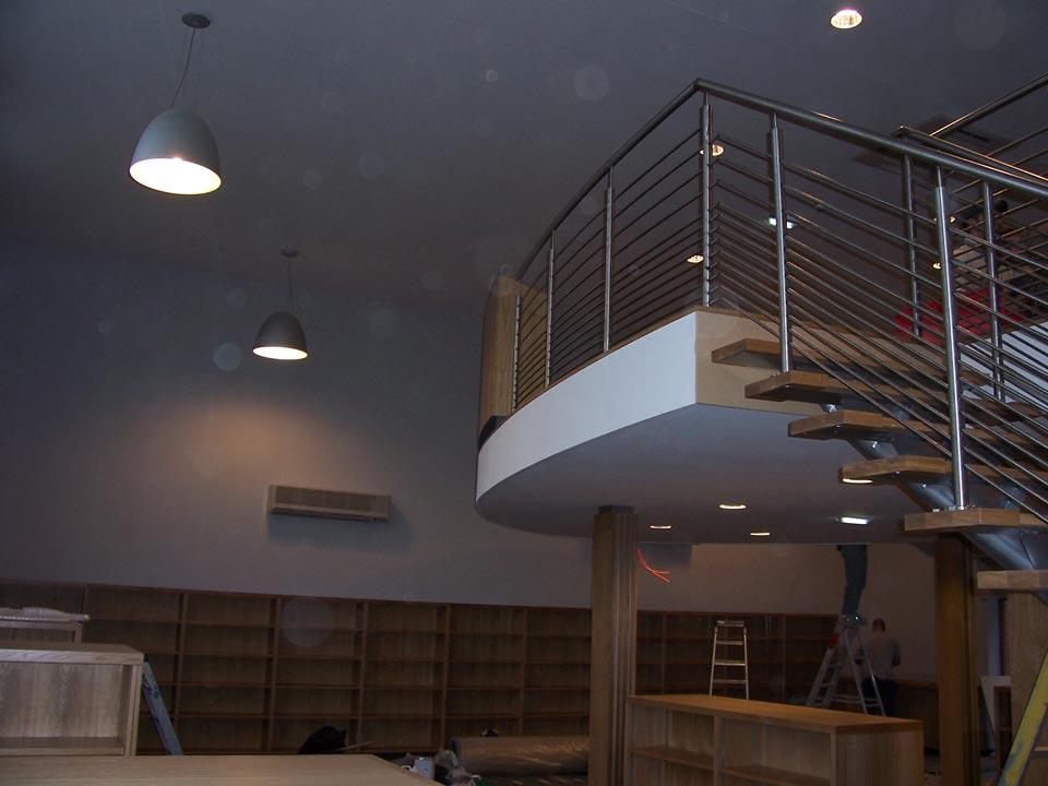Retail mezzanine floors retail mezzanine flooring - Open mezzanine ...