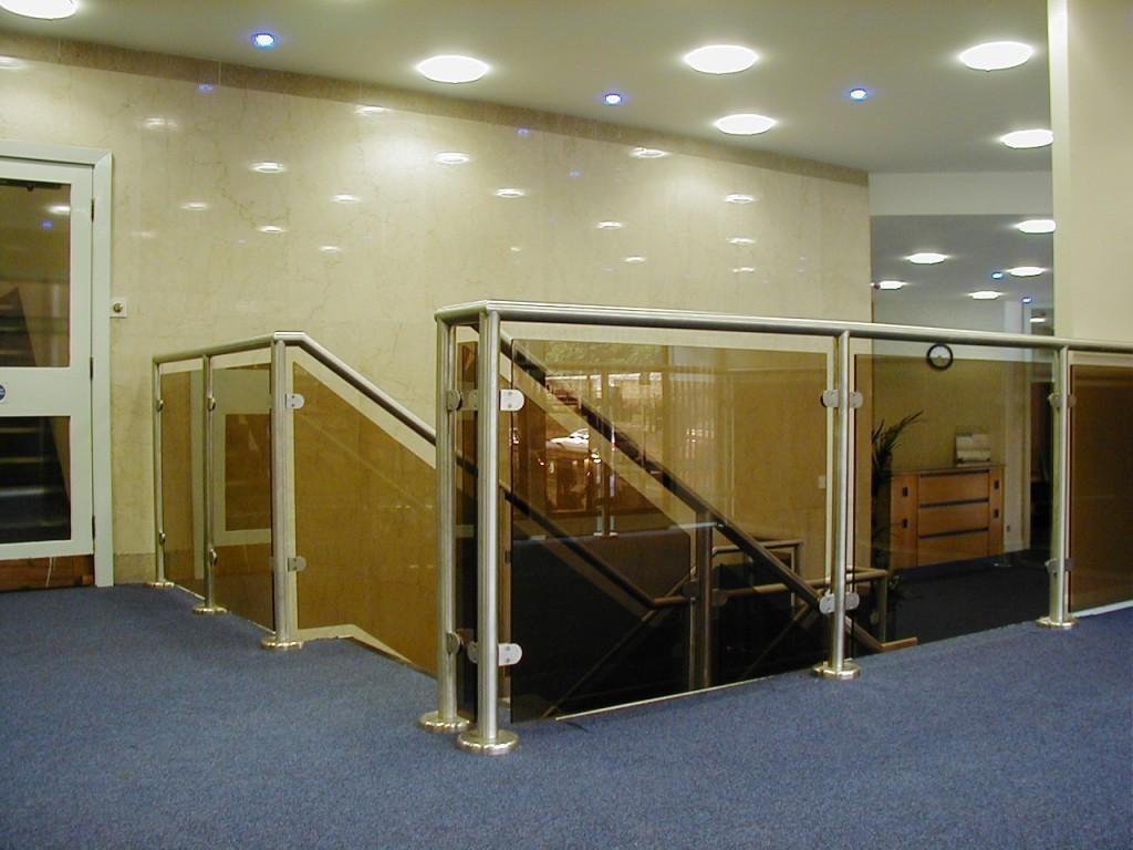 Bespoke Handrail Balustrade Systems