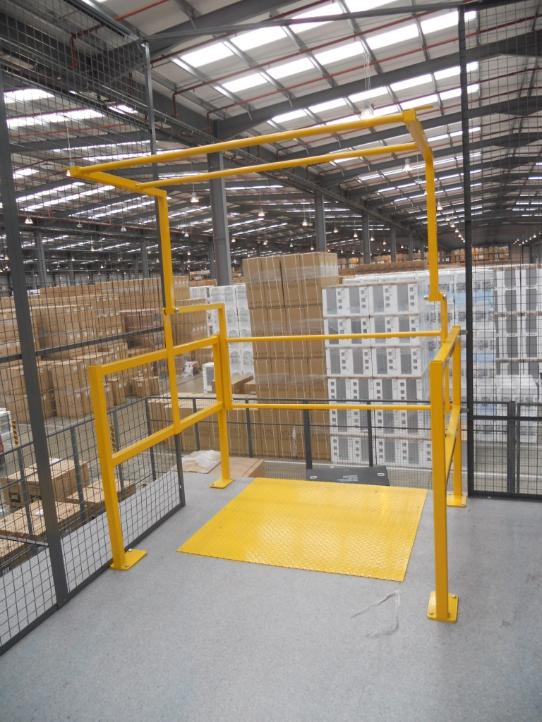 Warehouse Pallet Gates Bespoke Pallet Gates