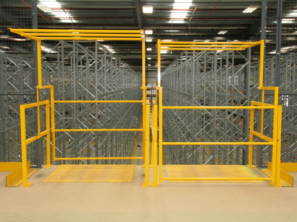 Warehouse Pallet Gates Bespoke Pallet Gates