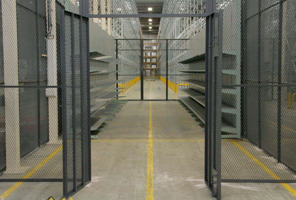 Industrial Secure Cages Secure Cages Warehouse Secure Cage