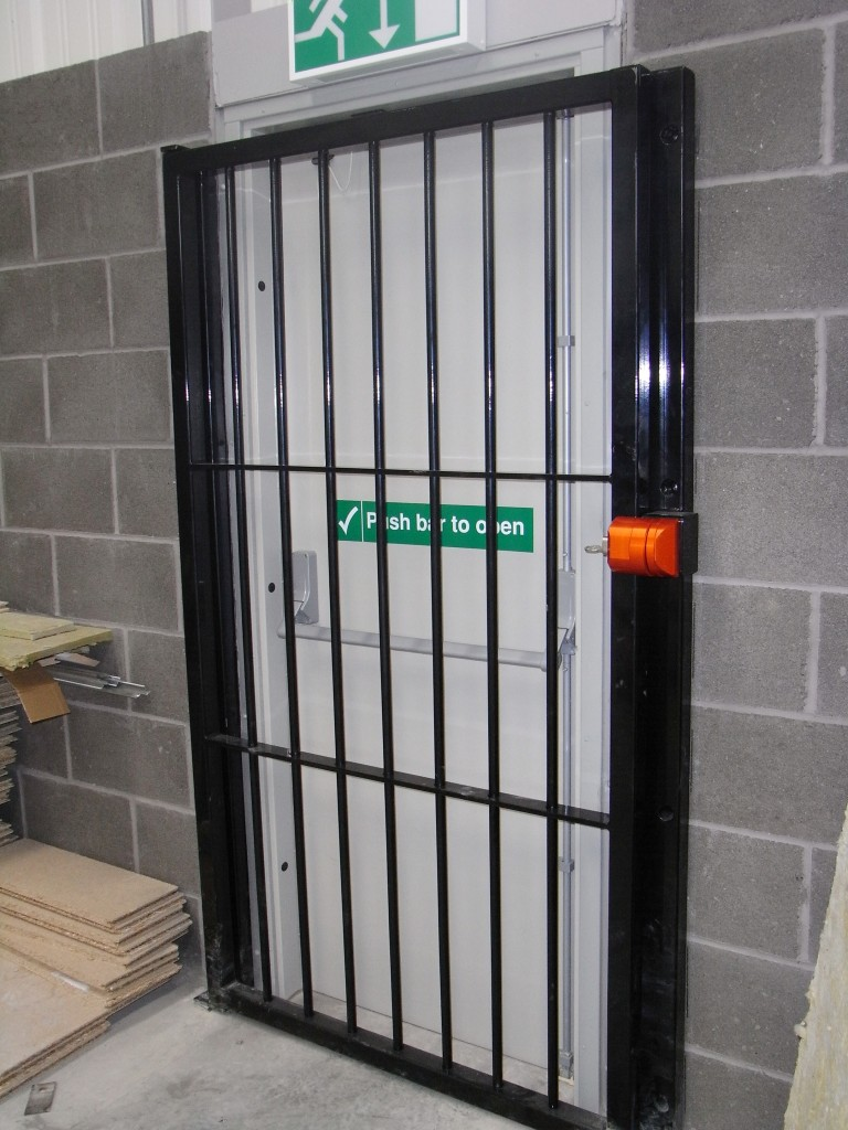 ... Secure Door ... & Warehouse secure doors | Warehouse secure fencing | Industrial ...
