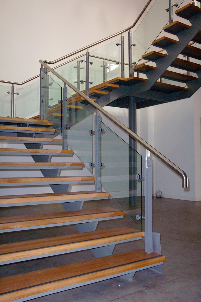 Retail Staircases Industrial Staircases Custom