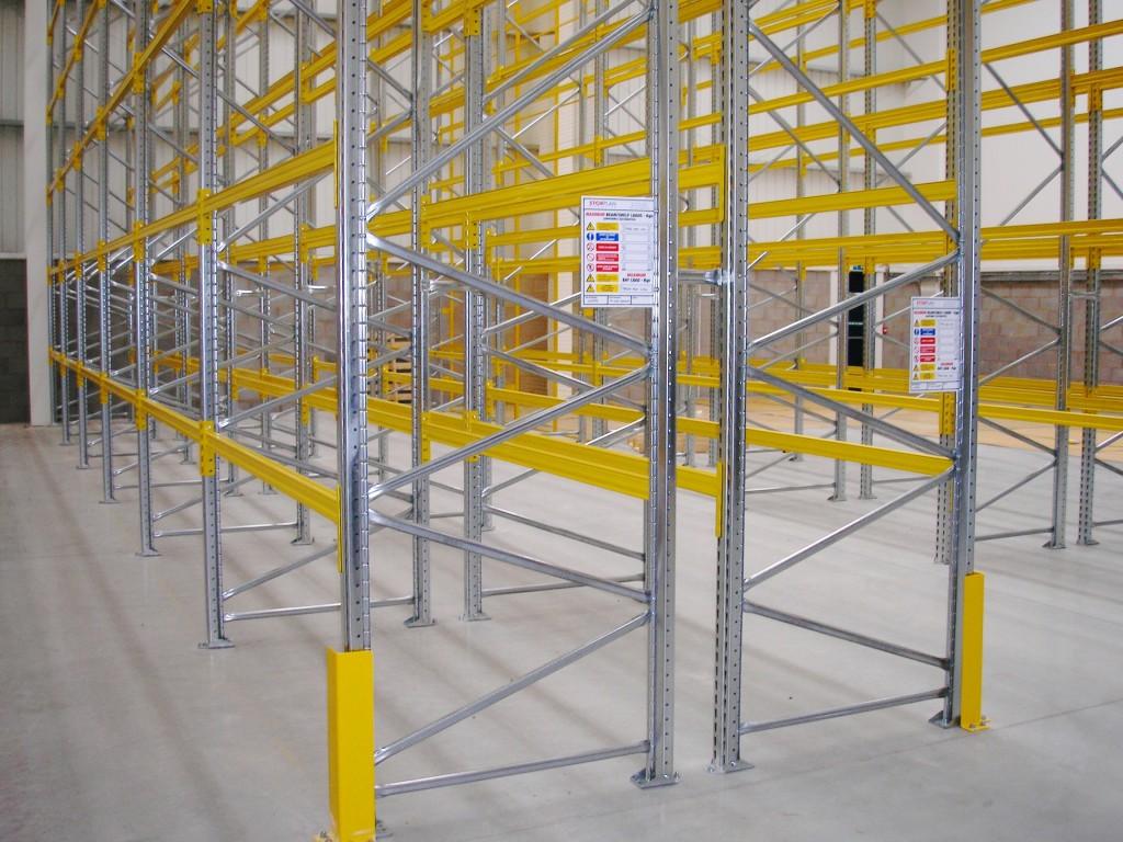 Superbuild Racking Pallet Racking Bespoke Industrial