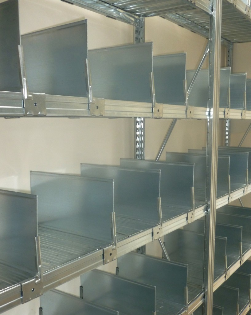 Industrial shelving | Warehouse shelving | Shelving system ...